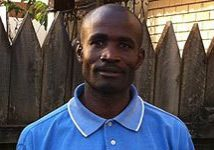 Kenya-Liaison Fred Musinde